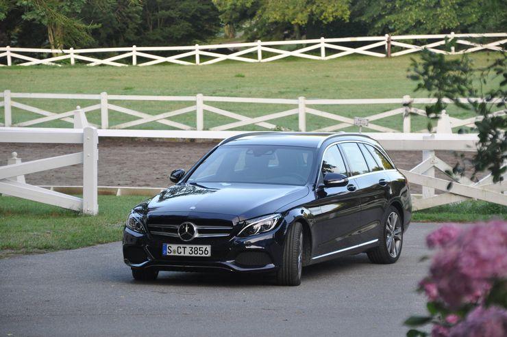Mercedes C-Class endurance test: 100,000 km with the C 250 d T-Model