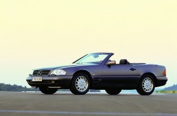 Time machine: Mercedes SL R 129 debuts in 1989. Short history lesson
