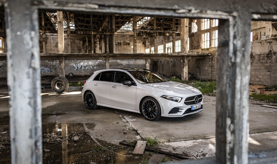 Mercedes-Benz A-Class and B-Class plug-in hybrid versions confirmed for 2019