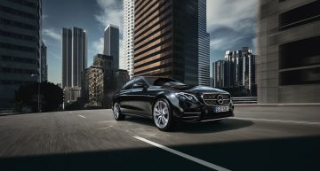 #SpeedUpInStyle – The campaign for the Mercedes-AMG 53 series models starts