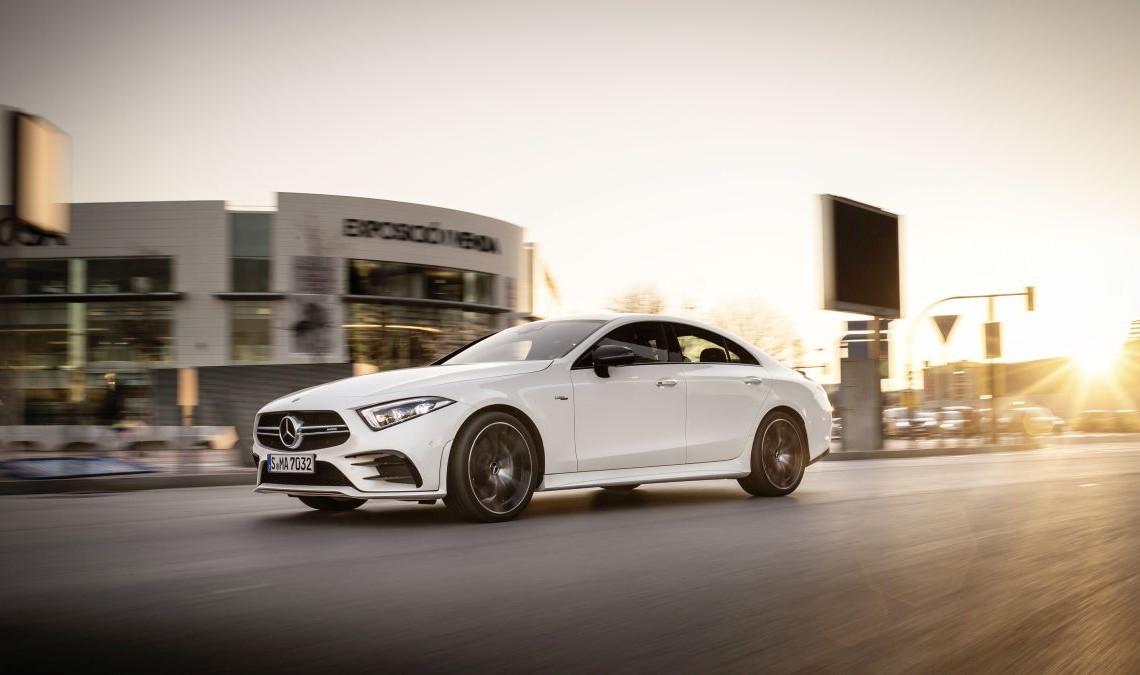 Sales start for other Mercedes-AMG 53 models