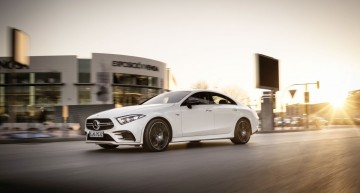Sales start for other Mercedes-AMG 53 models