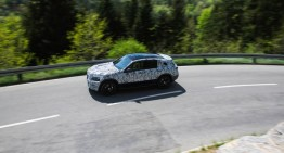 Mercedes-Benz EQC – Testing on the road to series production