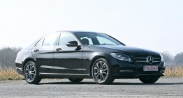 Mercedes C-Class used car report: Is the new C only getting better with old age?
