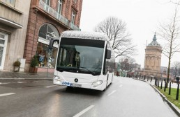 Hamburg goes electric – The city orders 20 electric Citaro buses
