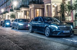 Diesel luxury limos super test: Mercedes S-class vs Audi A8 vs BMW 7-series