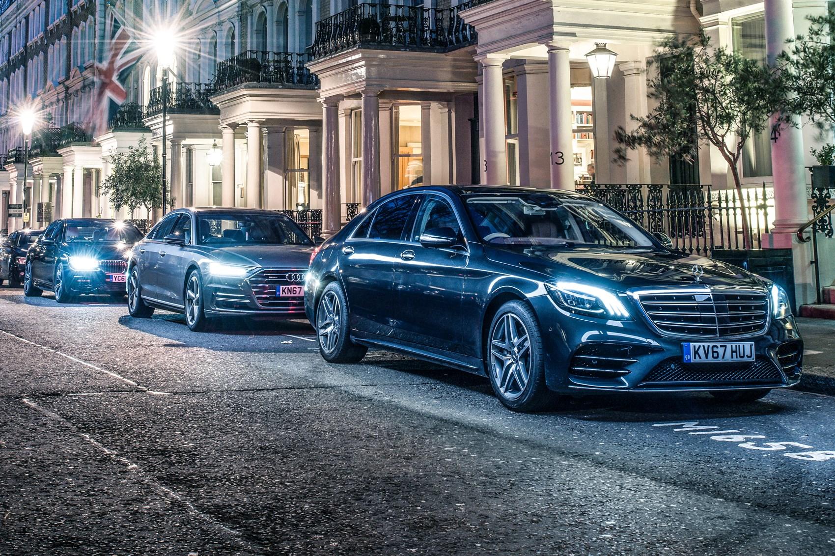 Kelebihan Audi Bmw Mercedes Top Model Tahun Ini