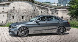 Downsizing! Renault-Nissan 1.6-liter diesel engine for the Mercedes C 200 d