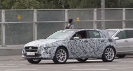 2019 Mercedes GLA: All-new compact SUV revealed in first spy video