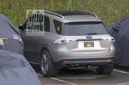 2019 Mercedes GLE: Next-gen SUV caught without camouflage – clearest pictures yet