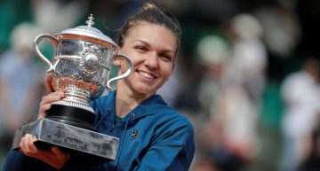 Mercedes-Benz Brand Ambassador Simona Halep wins the French Open
