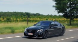 TEST DRIVE BRABUS 800: The S-Class with 800 hp put through its paces