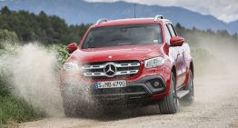 Mercedes X 350 d test: Six cylinders for tough operations