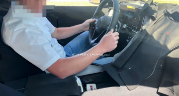 FIRST INTERIOR PICS: All-new 2020 Mercedes-Benz S-Class flagship spied