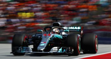 When misfortune strikes – Both Silver Arrows fail to finish at the Austrian Grand Prix