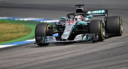 Spectacular win for Lewis Hamilton at the German Grand Prix after starting 14th