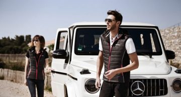 Maybach and AMG accessories are now available
