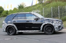 SPY VIDEO: Mercedes-AMG GLE 63, stronger than the BMW X5 M?