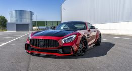 Expansion in every direction – The Mercedes-AMG GT S by Prior Design