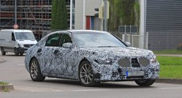 The future 2020 Mercedes S-Class set to be exclusively hybrid
