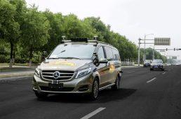 Autonomous Mercedes on public roads: Daimler allowed to test in Beijing