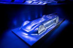 MERCEDES VISION EQ SILVER ARROW (2023): First view of new supercar at 2018 Pebble Beach