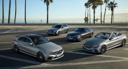 Small growth, but eight record year for Mercedes sales