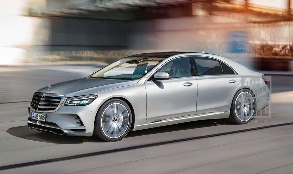 2020 Mercedes-Benz S-Class set to feature Autonomous Level 3 technology