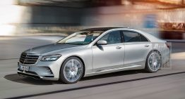 SCOOP: Latest news on the 2020 Mercedes S-Class and all-new Mercedes EQ S luxury electric sedan