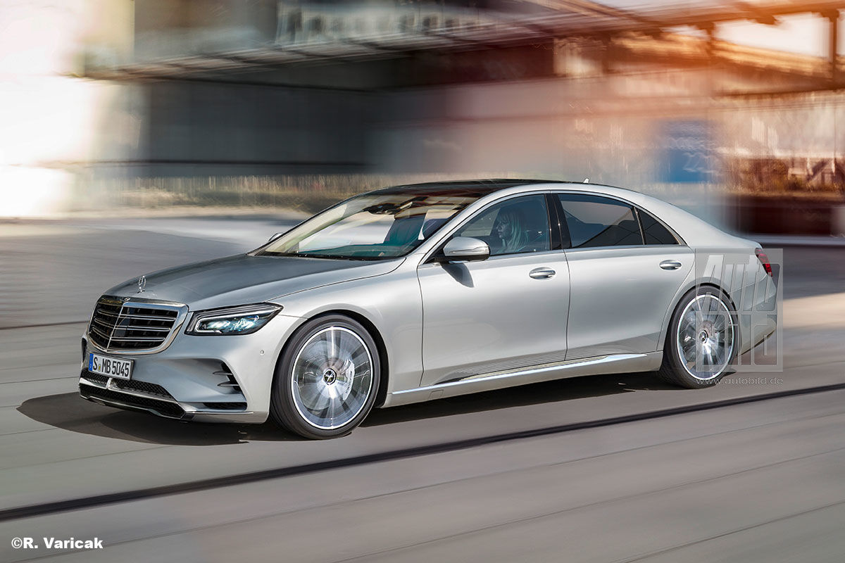 2020 Mercedes S Class Redesign and Concept