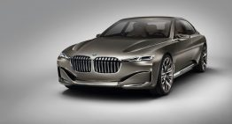 BMW 9 Series – This is the car that might fight Mercedes-Maybach
