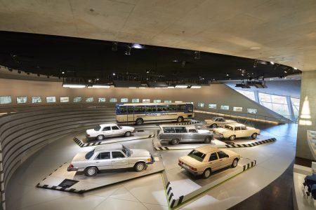 Mercedes-Benz Museum M5