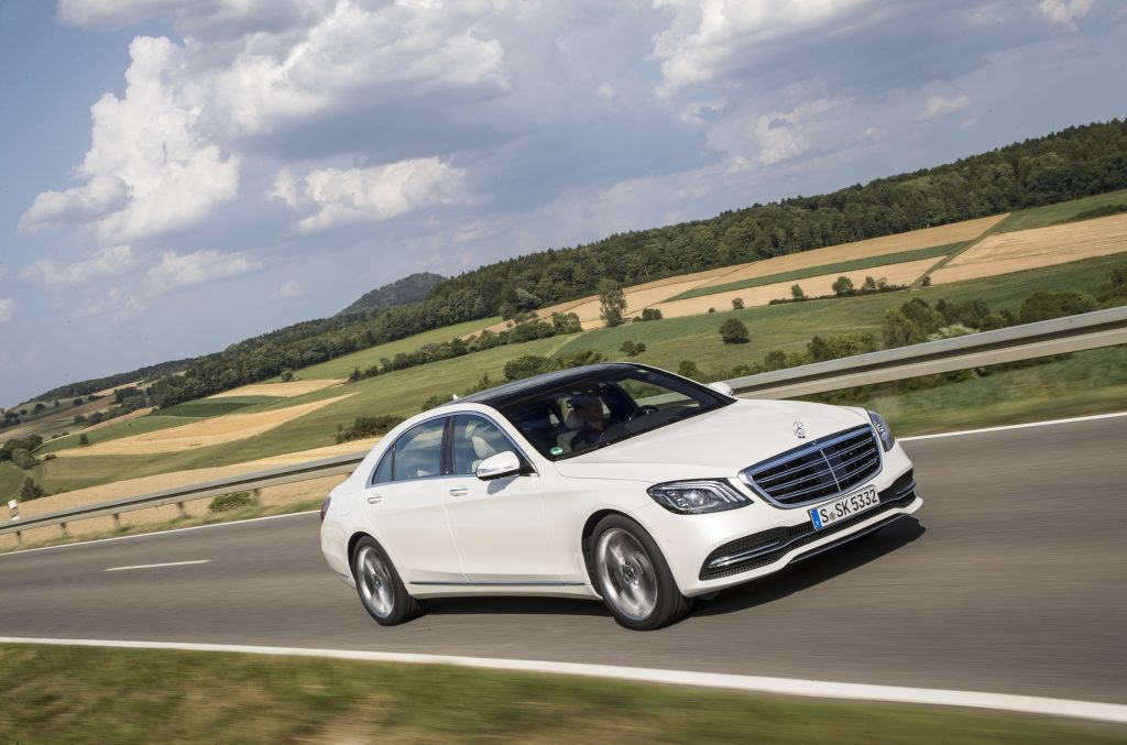 Mercedes sales July 2018: an all time record of 1,356,350 units