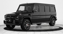 Inkas tuning house presents armored Mercedes-AMG G63 at over $ 1 million