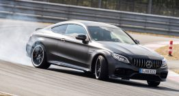 Mercedes-AMG C 63 will go hybrid: The twin-turbo V8 has its days counted