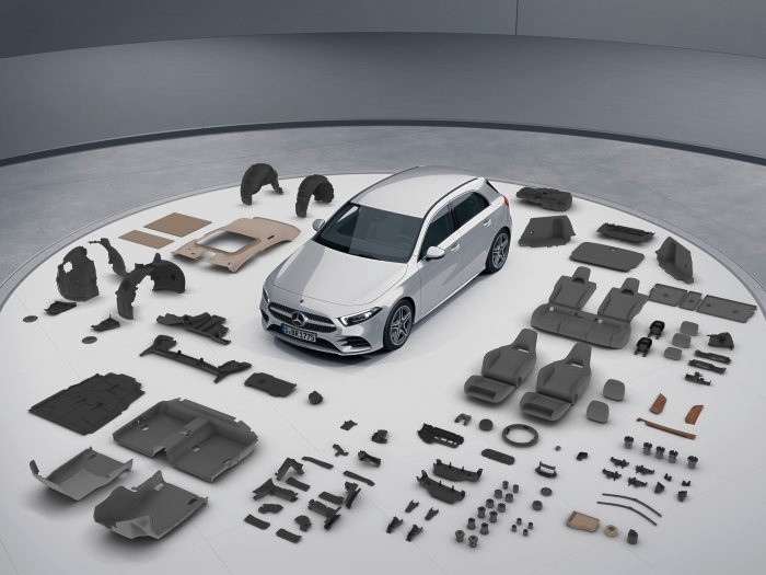 Mercedes could partner with BMW for developing the next-gen A-Class and 1 Series