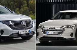 Electric SUV wars: 2019 Audi E-tron versus Mercedes-Benz EQ C