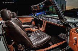 Mercedes 230 SL Pagoda By Carlex is timeless luxury