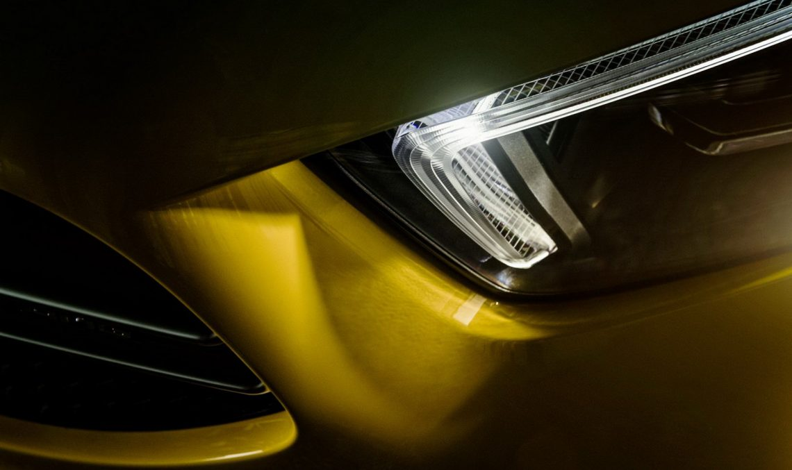 300 hp Mercedes-AMG A 35 first pictures - official teaser