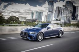Mercedes-AMG GT 4-Door Coupe gets plug-in hybrid version with over 800 hp