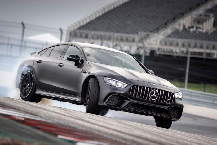 Mercedes-AMG GT 4-Door Coupe: First test drive by Auto Bild