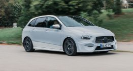 Mercedes confirms 2019 B-Class for Paris motor show: First drive from Auto motor und sport