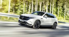 Mercedes-Benz EQC already sold out