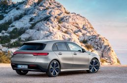 Mercedes-Benz EQC inspires A-Class and X-Class digital renders