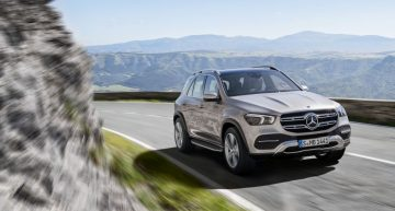 All-new Mercedes-Benz GLE fights for the 2019 World Car Of The Year award