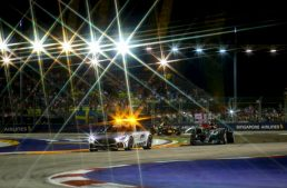 Singapore Grand Prix – Lewis Hamilton wins a flawless race