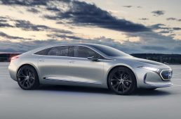 Mercedes-Benz EQ S to spearhead €10 billion electric model range