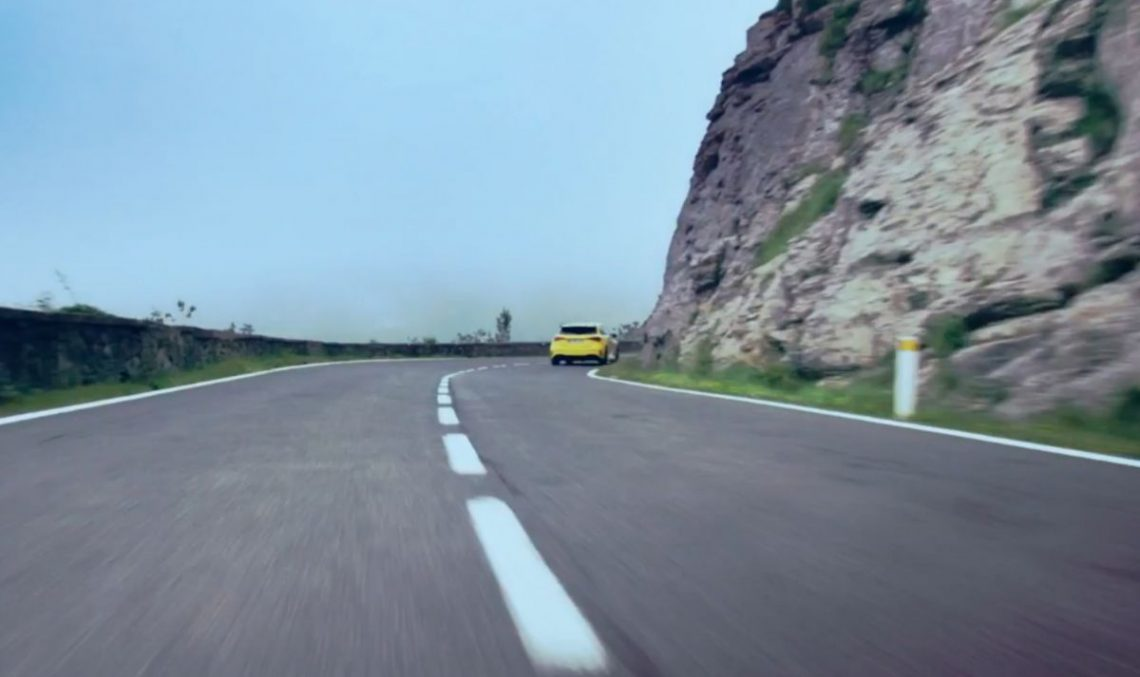 Video Teaser: Mercedes-AMG A 35 4Matic with 300 hp gets ready for Paris