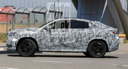 How will the 2020 Mercedes-Benz GLE Coupe look like?