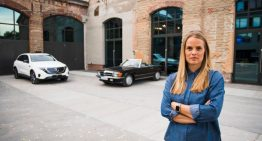 Beauty in charge – Bettina Fetzer is the new Mercedes-Benz Marketing chief